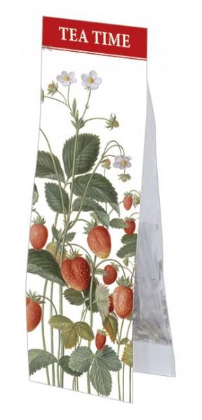 Tea Time 'Erdbeeren a d Nassau Florilegium'