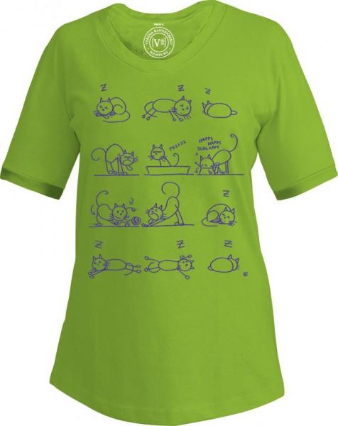 "T-Shirt ""Hartmut seine Katse"""