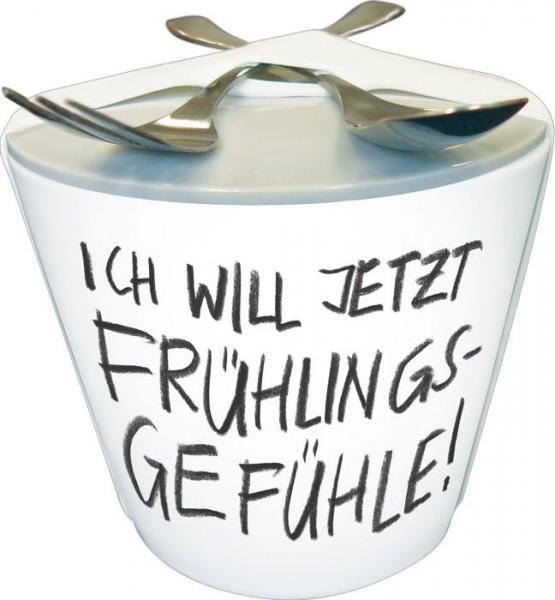 """Snack-to-go """"Frühlingsgefühle"""""""