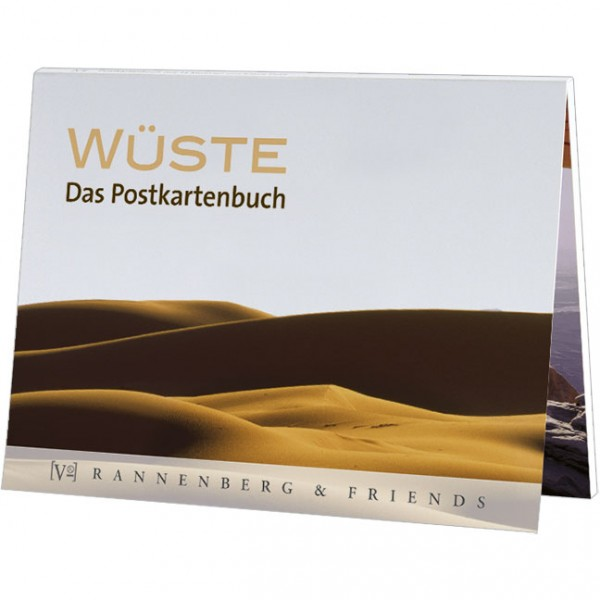 Postkartenbuch 'Wüste'