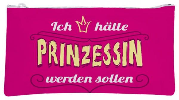 Etuitasche 'Prinzessin wäre schön'