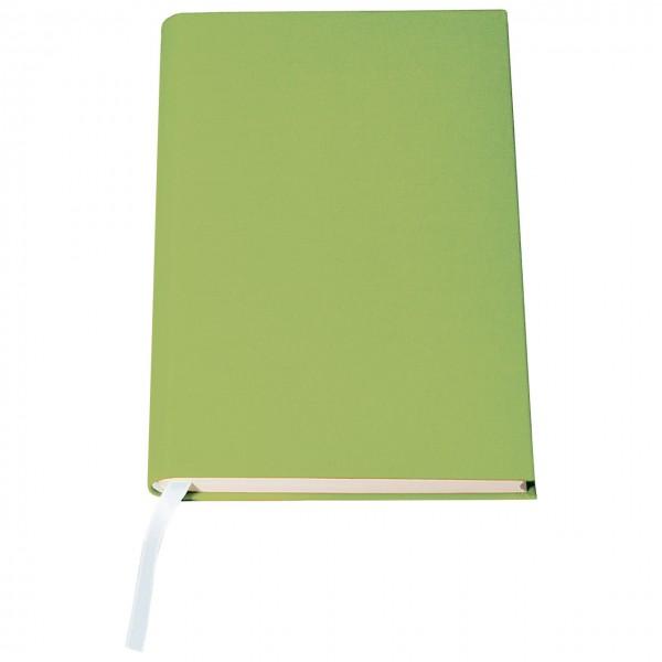 "Regenbogen-Notizbuch ""Grasgrün"""