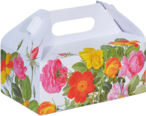 Die Schachtel 'Rosen aus dem Nassau Florilegium'