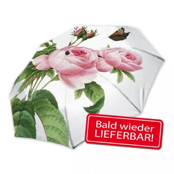 """Taschenschirm """"Rosa Centifolia"""""""
