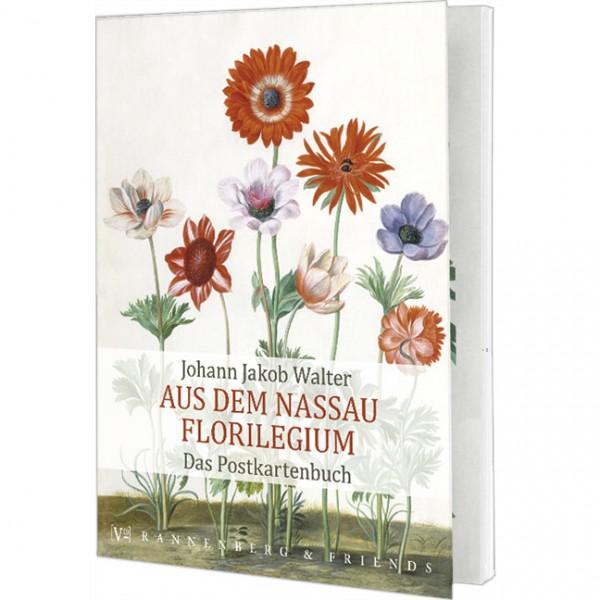 Postkartenbuch 'Aus dem Nassau Florilegium'