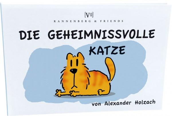 """Spieleblöckchen """"Catzz - Die geheimnisvolle Katze"""""""