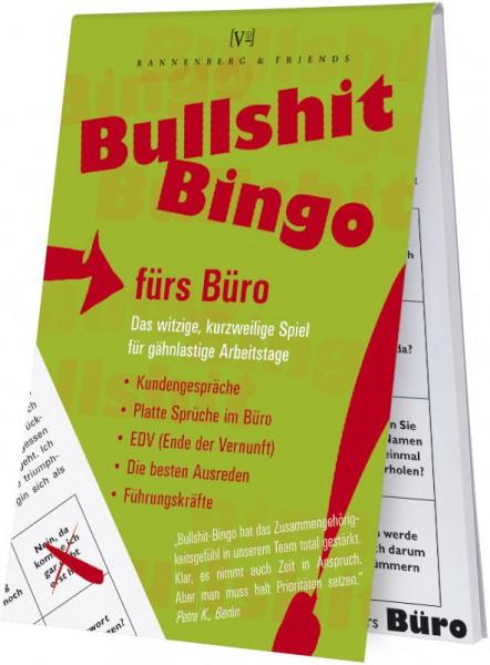 Spieleblöckchen 'Bullshit-Bingo Büro'
