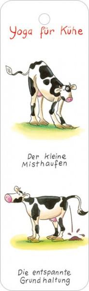 """Lesezeichen """"Der kleine Misthaufen"""""""