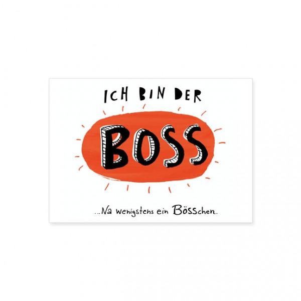 "Postkarte ""Bösschen"""