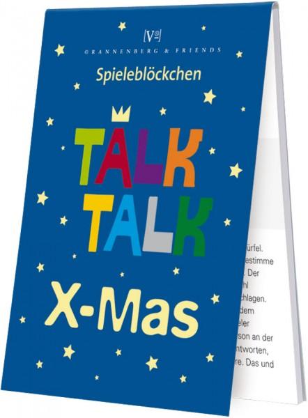 """X-Mas """"Talk Talk"""""""