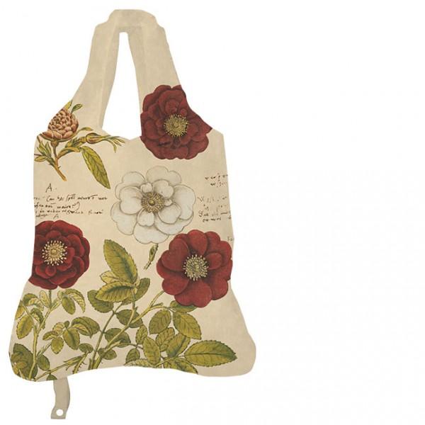 Einkaufsbeutel 'Rosen aus Conrad Gesner Historia Plantarum'