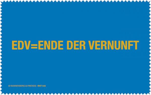 Netbooktuch 'EDV'