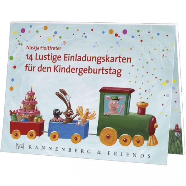 Postkartenbuch 'Kindergeburtstag'