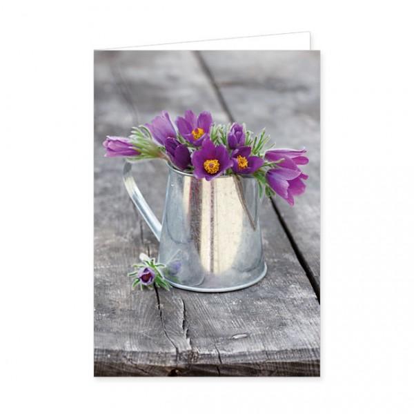 """Doppelkarten """"Wilde Frühlingsblumen"""""""
