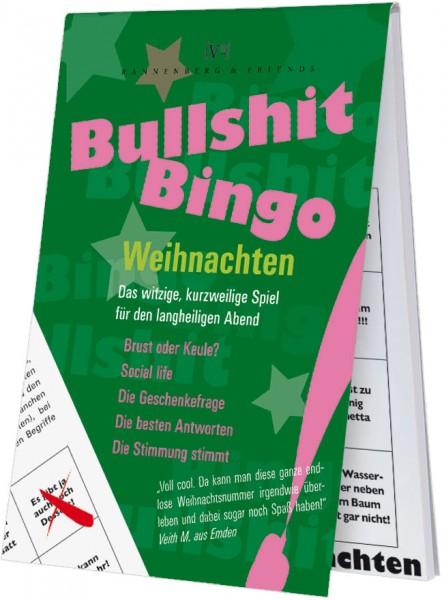"X-Mas ""Bullshit-Bingo Weihnachten"