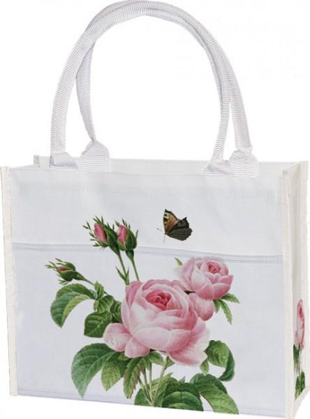 Einkaufstasche 'Rosa centifolia' von Pierre Joseph Redouté