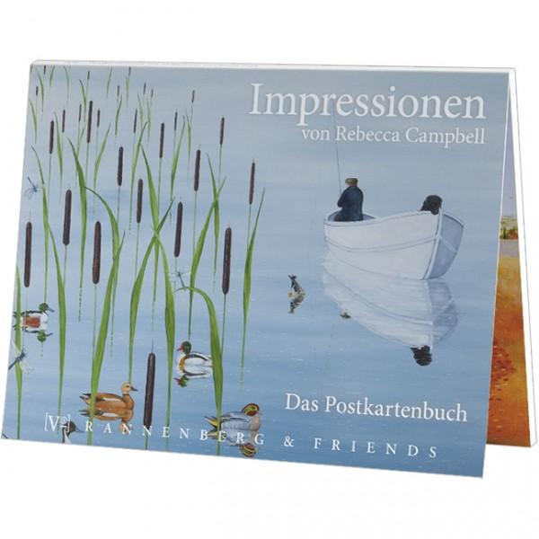 Postkartenbuch 'Impressionen' von Rebecca Campbell