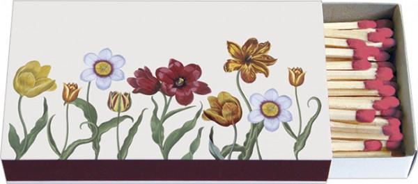 Zündholz-Schachteln 'Tulpen'