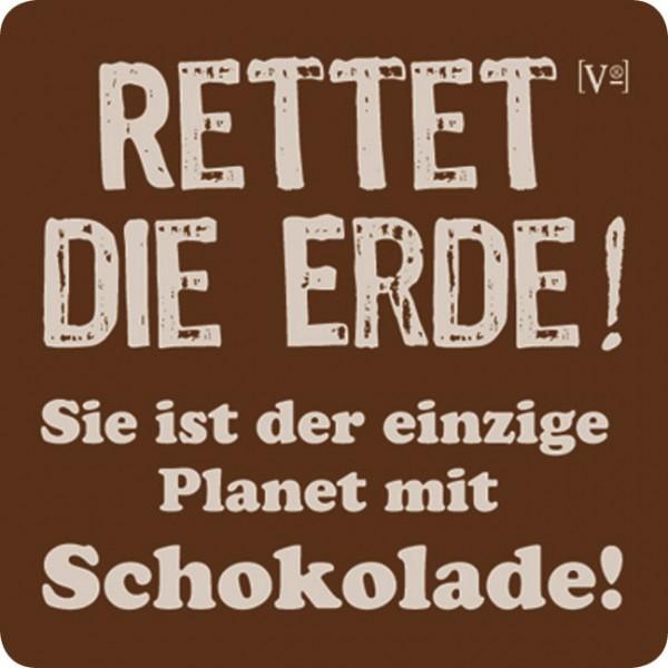 Handy-Putzis Large 'Rettet die Erde'