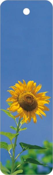 """Lesezeichen """"Sonnenblume"""""""