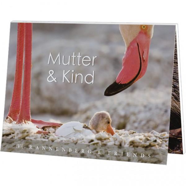 """Postkartenbuch """"Mutter und Kind"""""""