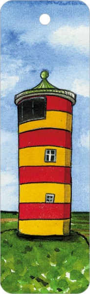 """Lesezeichen """"leuchtturm 2"""""""