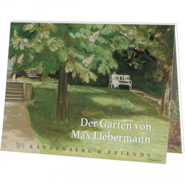 """Postkartenbuch """"Der Garten von Max Liebermann"""""""