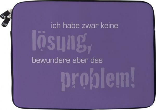 Laptoptaschen 12'' 'Lösung und Problem'