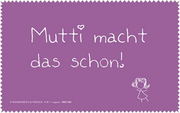 Netbooktuch 'Mutti'