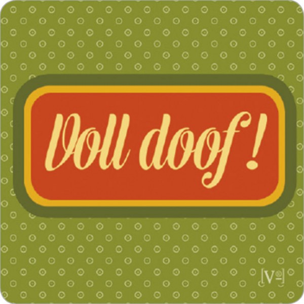 Handy-Putzi 'Voll Doof'