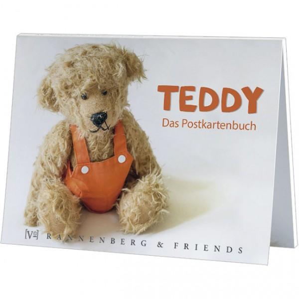 Postkartenbuch 'Teddy'