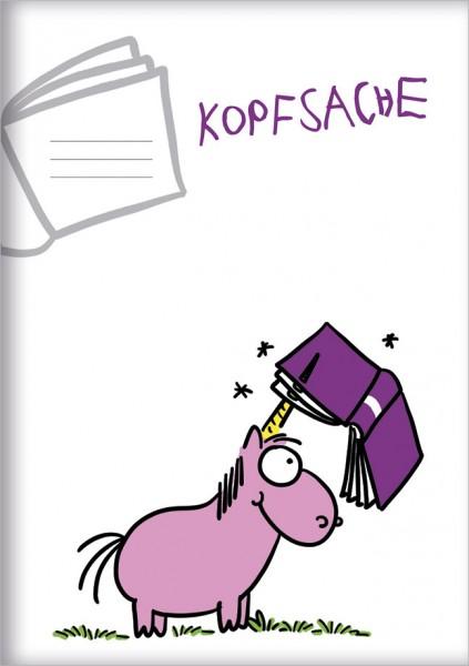 "gr. Kladden A5 ""Kopfsache"""
