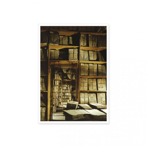 """Postkarte """"Hofkammerarchiv Wien"""""""
