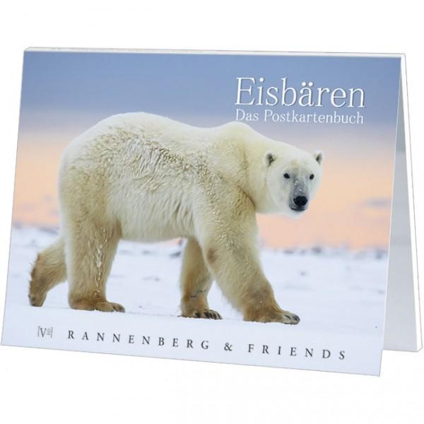 """Postkartenbuch """"Eisbären"""""""