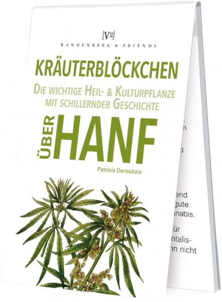 """""""Kräuterblöckchen – Über Hanf"""""""