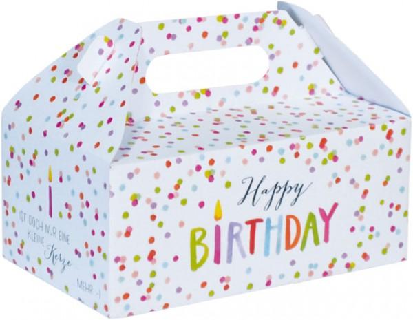 Die Schachtel 'Birthday Kerze'