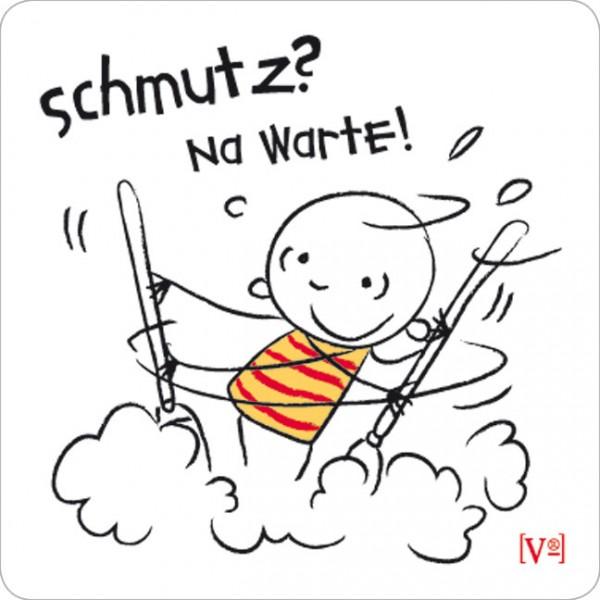 Handy-Putzis 'Schmutz na warte'