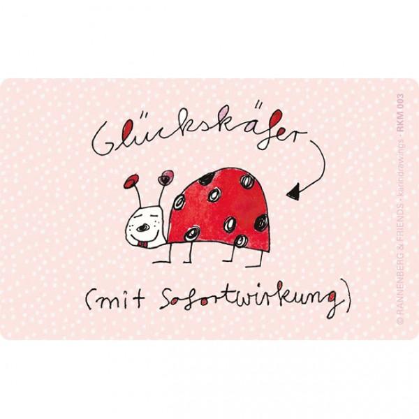 """Magnete """"Glückskäfer"""""""