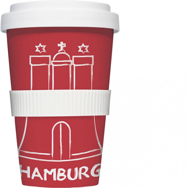 "Coffee to go Becher ""Hamburg"""