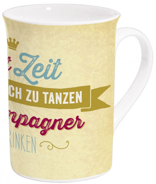 Becher 'Champagner'