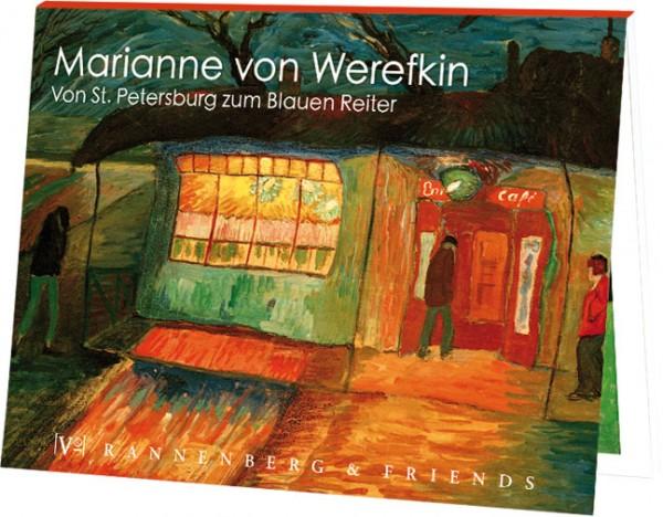 """Postkartenbuch """"Marianne von Werefkin - Von St. Petersburg zum Blauen Reiter"""""""