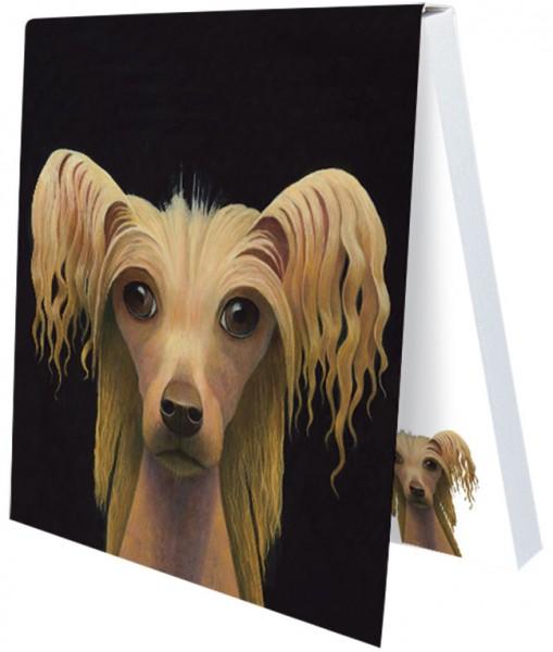 "Klebezettel ""Doggs-Bunte Hunde / Dolly"""
