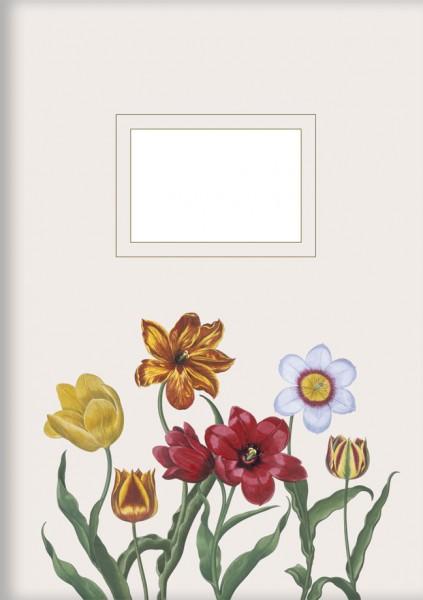 Kladden A6 'Tulpen aus dem Garten von Eichstätt'