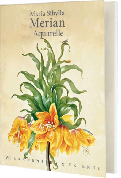 "Postkartenbuch ""Maria Sybilla Merian - Aquarelle"""