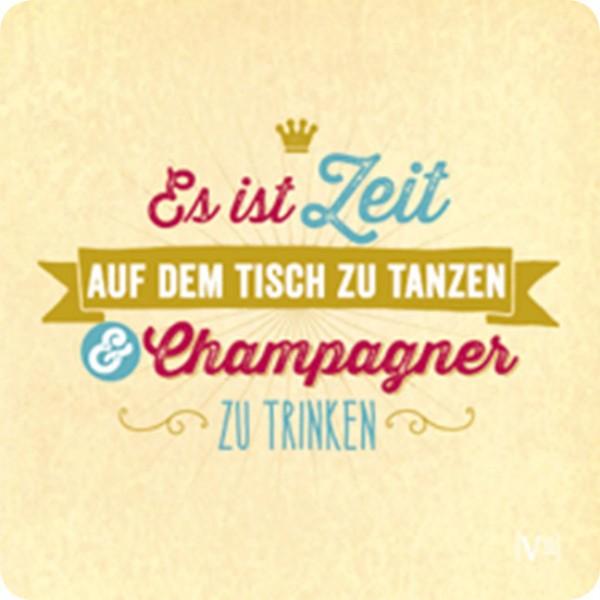 Handy-Putzis 'Champagner'