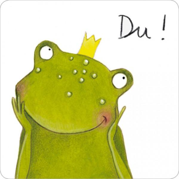 Handy-Putzis 'Du Frosch'