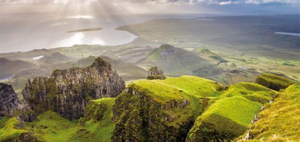 """XXL-Postkarte """"Isle Of Skye"""""""