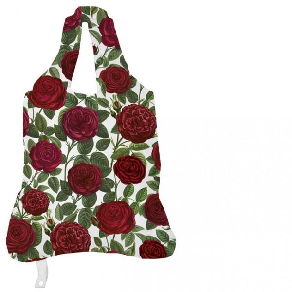 """Einkaufsbeutel """"Rote Rosen"""""""