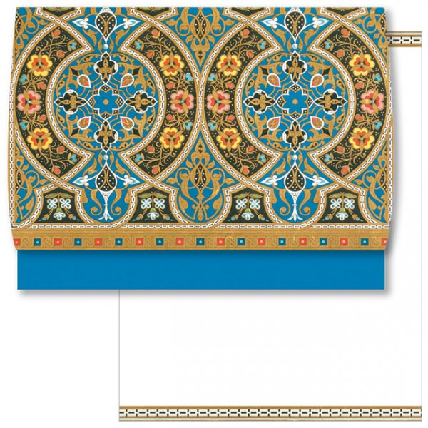 Schreib-Set 'Islamische Buchmalerei, Koranseite'