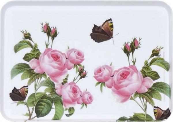 "Tablett small ""Rosa centifolia"""